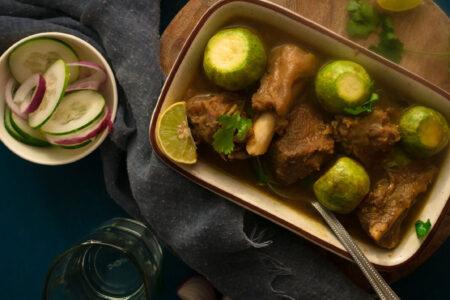 marrow curry recipe